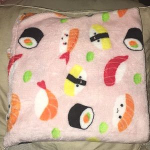 Other - Sushi Throw Blanket
